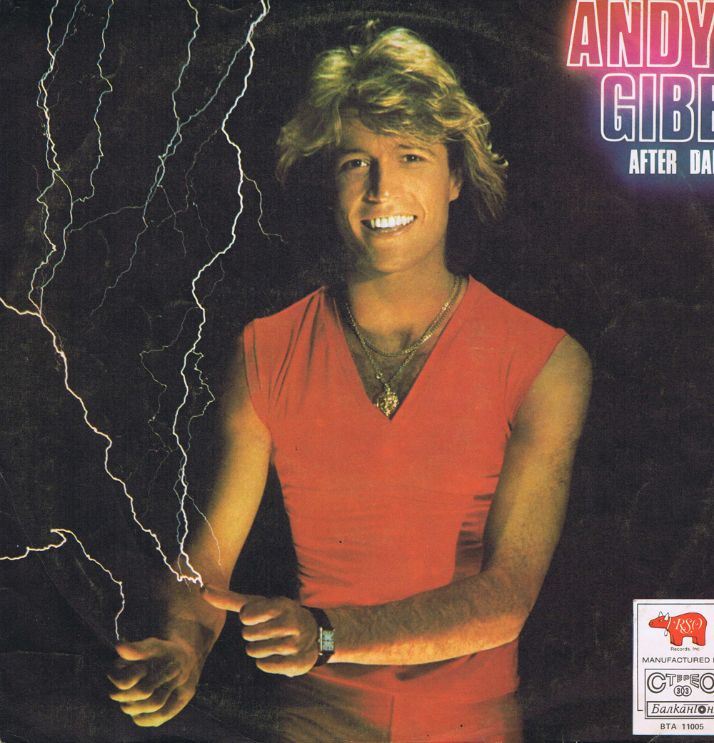 Andy Gibb ‎– After Dark