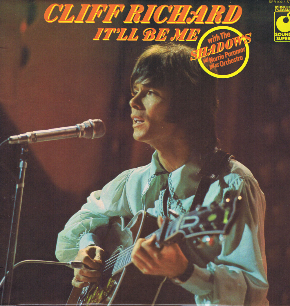 Cliff Richard With The Shadows / Cliff Richard And Norrie Paramor And His Orchestra ‎– It\'ll Be Me