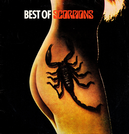 Scorpions - Best Of Scorpions, Vol. 1
