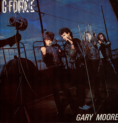 Gary Moore G-force