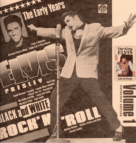 Elvis Presley - Volume 1: Black And White Rock'n'Roll