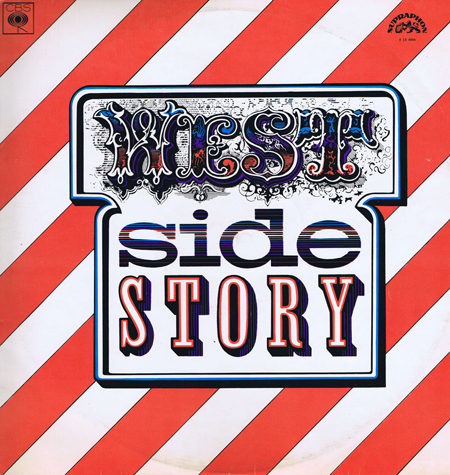 West Side Story. The Original Soundtrack Record