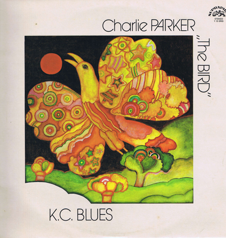 Charlie Parker. K.C. Blues