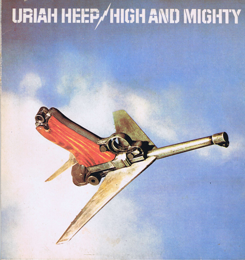 Uriah Heep. High And Mighty