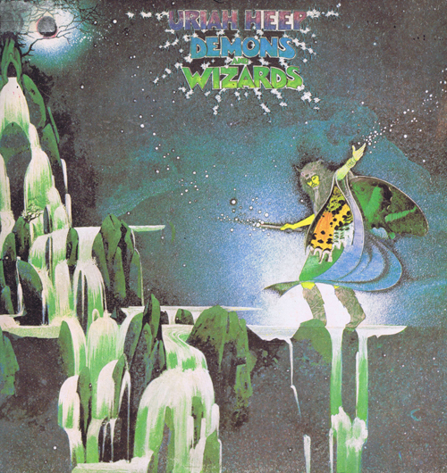 Uriah Heep. Demons And Wizards
