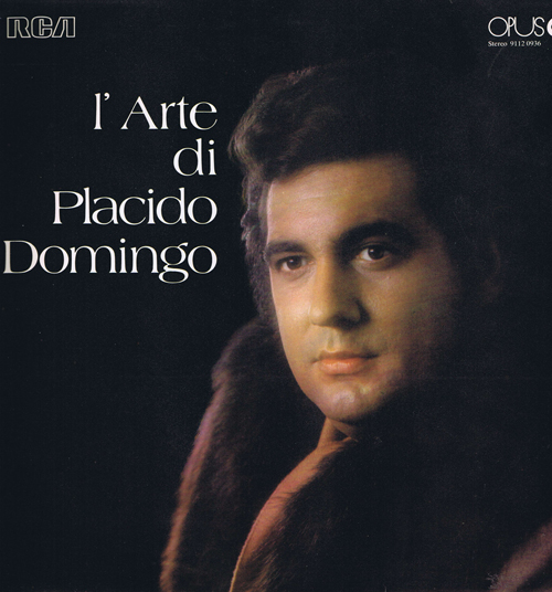 l'Arte di Placido Domingo