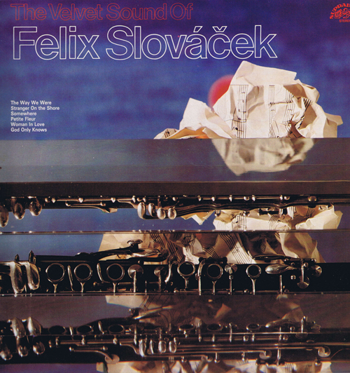 Felix Slovacek - The Velvet Sound Of Felix Slovacek / Феликс Словачек - The Velvet Sound Of Felix Slovacek