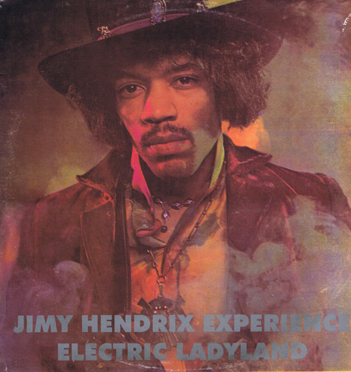 The Jimi Hendrix Experience. Electric Ladyland (2 пластинки)