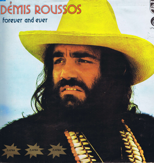 Démis Roussos ‎– Forever And Ever