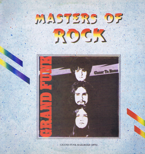 Grand Funk Railroad – Closer To Home