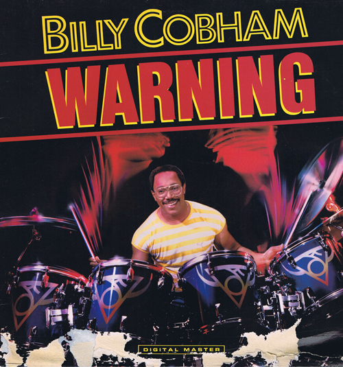 Billy Cobham ‎– Warning