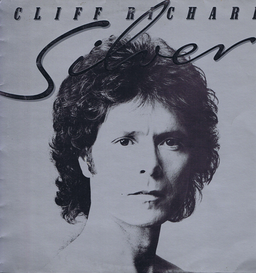 Cliff Richard ‎– Silver
