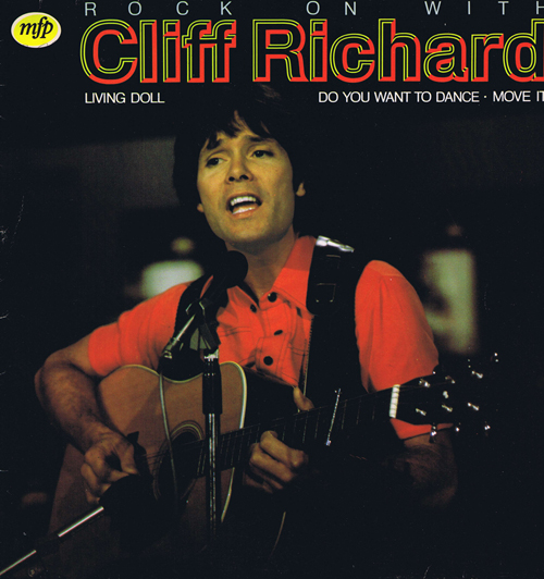 Cliff Richard ‎– Rock On With Cliff Richard