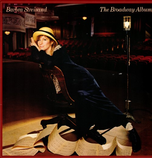 Barbra Streisand ‎– The Broadway Album