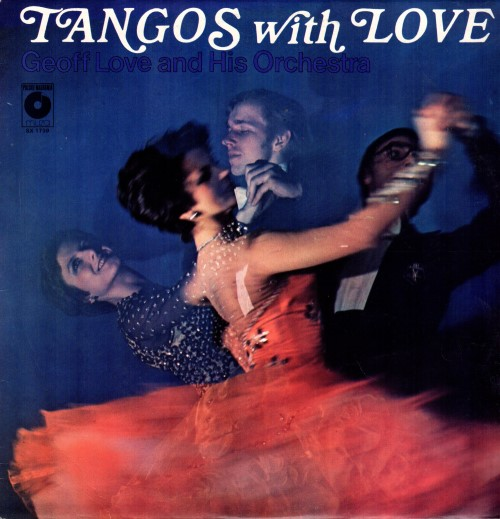 Geoff Love and His Orchestra - Tangos with Love