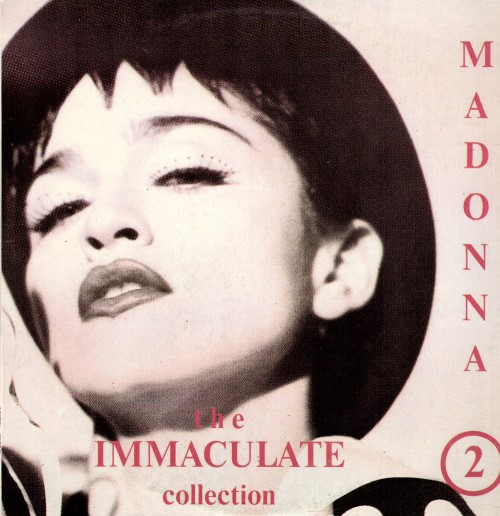Madonna ‎– The Immaculate Collection. Volume 2