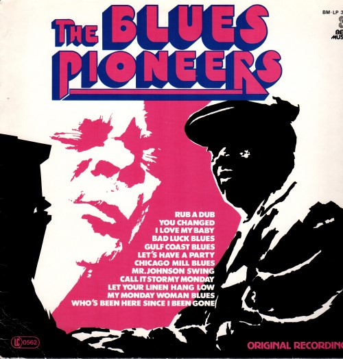 The Blues Pioneers, Original Recordings