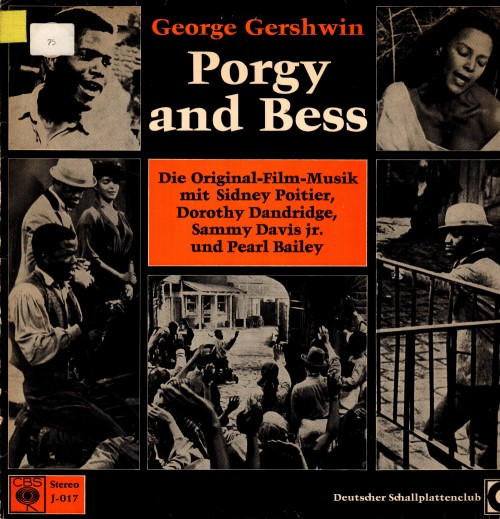 George Gershwin ‎– Porgy And Bess