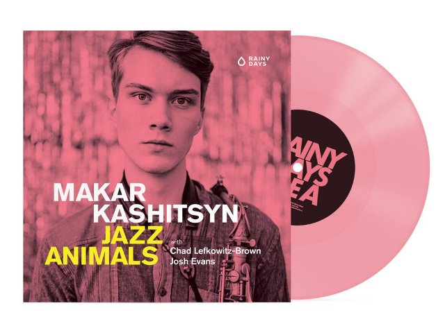 MAKAR KASHITSYN - JAZZ ANIMALS / Макар Кашыцин - JAZZ ANIMALS (2 пластинки)
