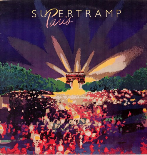Supertramp - Paris (2 пластинки)