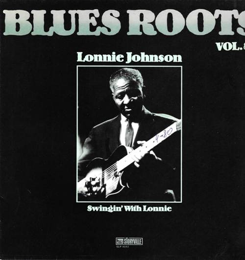 Lonnie Johnson - Swingin' With Lonnie (Blues Roots - Vol.8)